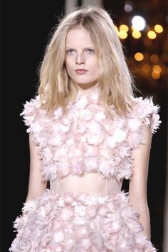 mentalstability:  Hanne Gaby Odiele at Giambattista Valli Haute Couture spring 2013