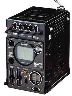 sony-fx300 Radios, 1980s Boombox, Sony Design, Sony Electronics, Old Technology, Transistor Radio, Old Computers, Audio Equipment, Ham Radio Equipment