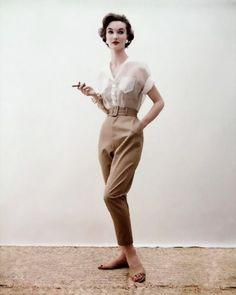 Evelyn Tripp 1953