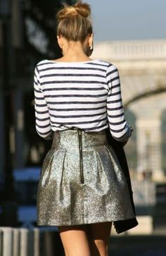sparkles + stripes.