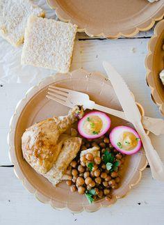 See this easy picnic menu for any summer picnic