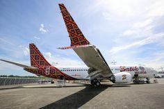 Boeing a livrat primul 737 MAX 8 Malindo Air