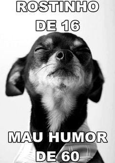 mau humor!