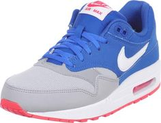 nike air max 1 youth gs schoenen rood