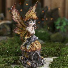 Oak Autumn Fairy