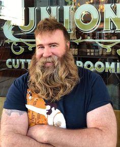 Not Goldilocks.but The Bear who found Her. I Love Beards, Great Beards, Long Beards, Awesome Beards, Beard No Mustache, Long Beard Styles, Hair And Beard Styles, Goatee Styles, Moda Masculina