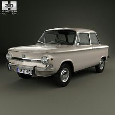 DO YOU LIKE VINTAGE? — NSU prinz4 1961