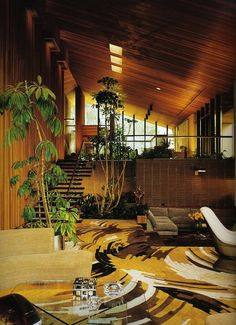 70s Interiors We Love! #thecampblog #campcollection www.thecampblog.com