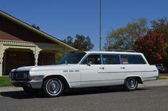 1963 Buick LeSabre Estate Wagon
