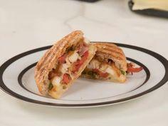 Chicken and Peperonata Panini Recipe   Giada De Laurentiis   Food Network