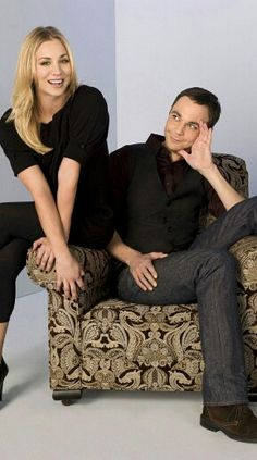 Big Bang Theory Penny & Sheldon  Well I liked this couple :) but shamy is also ok for me