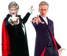 This is Peter Capaldi's new 'Doctor Who' costume | The Verge