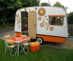 Brilliant Ideas Camper Makeover Exterior Paint(1)