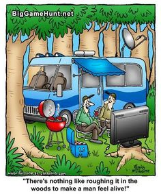 Get power where ever you need it! Bring along a portable generator.
