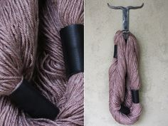 DIY no knit scarf