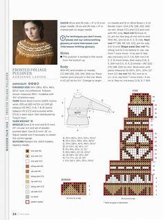 Fair Isle Knitting Patterns, Knitting Charts, Knitting Stitches, Knit Patterns, Free Knitting, Drops Design, Fair Isle Chart, Icelandic Sweaters, Cross Stitch Pillow