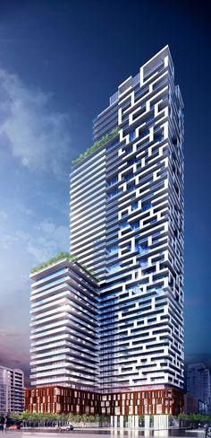 Yonge and Rich Condominium in Toronto