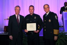 LMPD Distinguished Lifesaving Award - Awarded to members who perform actions or who apply techniques that result in the saving or sustaining of human life. - Ofc. Christopher Link
