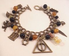 Hey, I found this really awesome Etsy listing at https://www.etsy.com/listing/174745431/harry-potter-inspired-charm-bracelet