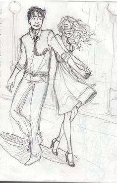 Percy Jackson & Annabeth Chase <3<--- That awkward moment when I thought that was 10XRose... x3