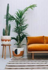 10 coussins colorés pour égayer le canapé