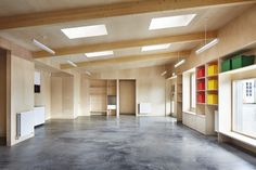 Gallery of Prestwood Infant School Dining Hall / De Rosee Sa - 9