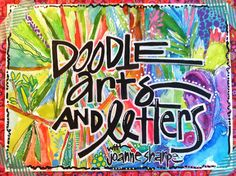 Doodle Arts And Letters
