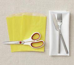Menu Pocket: Supplies | No time to prep