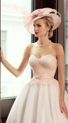 I Do Take Two Peach Wedding Gowns For Your Second Time Around