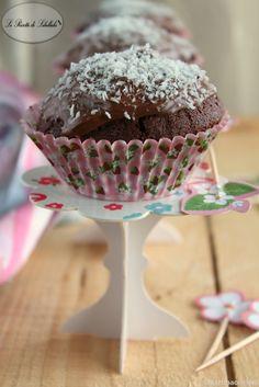 #Muffin al #cioccolato #ricetta #foodporn #gialloblogs