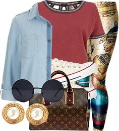 """Untitled #259"" by to-much-swag ❤ liked on Polyvore"