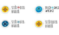 """""""Sezatoarea Urbana"""" brings elements of traditional culture in modern times.Cultural context, the idea of the project is that the signs and symbols of traditional culture have become more present and visible in various forms of contemporary expression. Modern Times, Folklore, Cross Stitch, Branding, Symbols, Traditional, Contemporary, Signs, Inspired"""