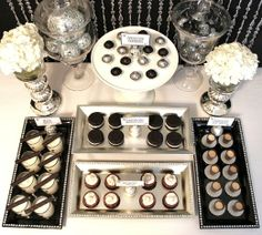 Black and White Party