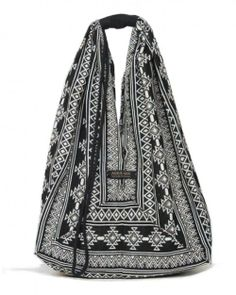 ★ L' Etoile | Fair Trade Aztec Jogi Bag