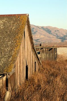 Ghost town of Drawbridge, California.  Photo by jettonjoshua on Flickr.