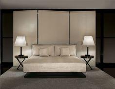| P | Folding Screen Headboard Armani Hotel
