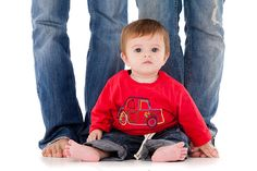studio family portrait ideas | Kids and Young Children Portraits : Photo Gallery