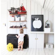 Poster Apple de MiniWilla
