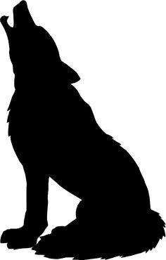 Wolf silhouette by xxchantellexx-d3czn9k.png