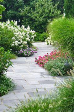 Die 78 Besten Bilder Von Gartenwege Backyard Patio Brick Path Und
