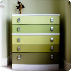 Spencer - Upcycled Chest of Drawers