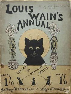 louis wain's annual 1901