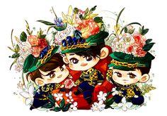 JYJ Fan art