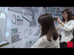 Merck MSD – Interactive Projection Wall