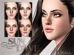 New bronzer for your sims! Your sims will love their new look ;)  Found in TSR Category 'Sims 3 Blush'