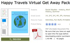 Happy Travels Virtual Get Away!