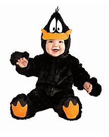 Toddler Daffy Duck Costume - Looney Tunes