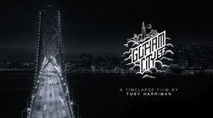 Gotham City SF: A Timelapse Film