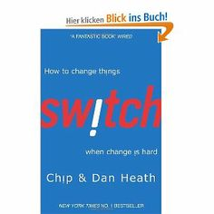 Switch: How to Change Things When Change is Hard #business #book #recommendations
