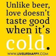 um like beer
